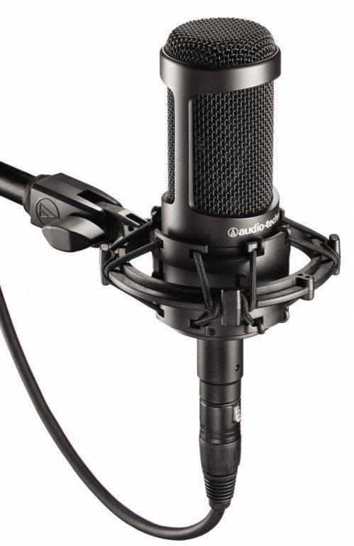 Мікрофон студійний конденсаторний Audio-Technica AT2035