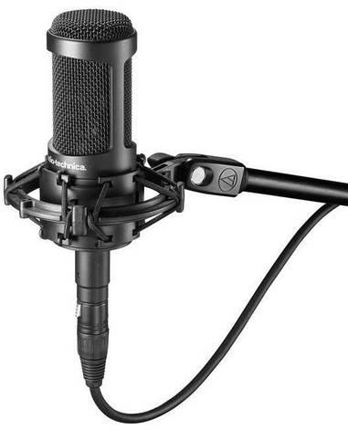 Мікрофон студійний конденсаторний Audio-Technica AT2050, фото 2