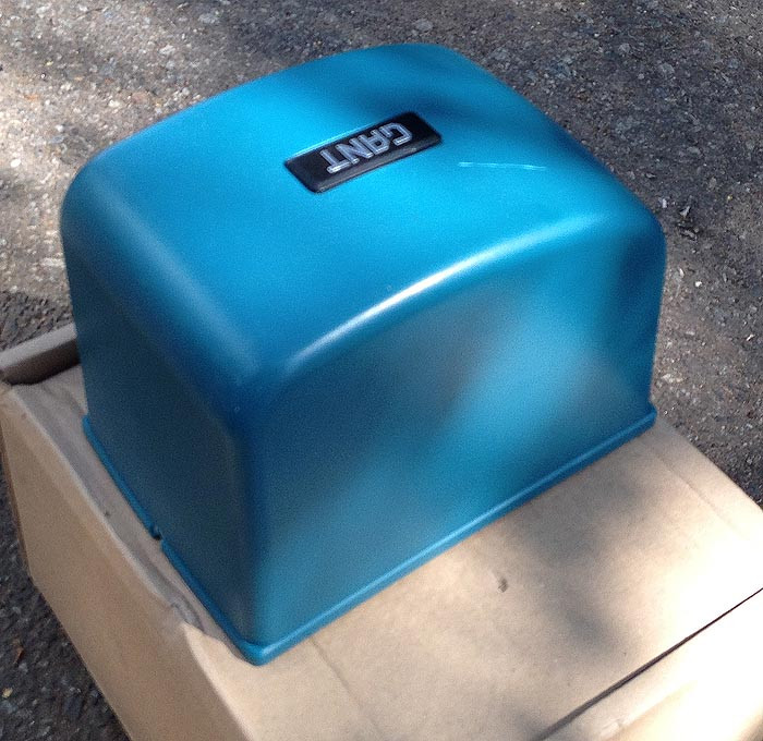 Крышка пластиковая для GANT IZ-600