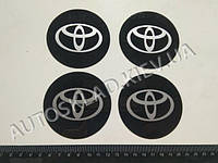 Эмблема TOYOTA на колпак SJS (Турция) (к-т 4 шт) продается только с колпаками