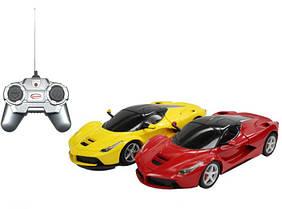 Машина Rastar Ferrari LaFerrari, масштаб 1:24, машинка на радиоуправлении феррари растар 48900