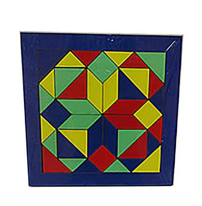 """Мозаїка """"Танграм""""4 кольори, 245*245мм"""