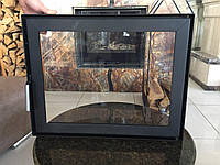 Дверца для камина стандартного размера 520х420 мм без притока воздуха, фото 1