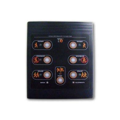Пульт для триподов, роторных и полноростовых турникетов Tiso 114.22