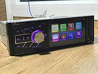 "Автомагнитола Pioneer 4114 Bluetooth,4"" LCD TFT USB+SD DIVX/MP4/MP3 + ПУЛЬТ, фото 1"
