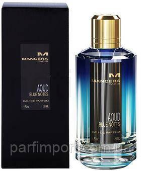 MANСERA AOUD BLUE NOTES EDP 120 ml  парфюм унисекс (оригинал подлинник  Франция)