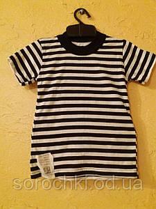 Тельняшка детская футболка