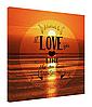 Картина на тканині Сонячна любов