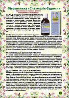 Спазмолик-судомы, спазмолік-судоми фитовфтяжка 40 мл