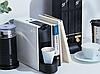Капсульна кавоварка Nespresso Essenza Mini C30 White + Капучинатор Nespresso Aeroccino 3, фото 2