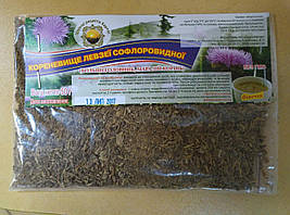 Левзея софлоровидная, маралий корень, большеголовник корневище 50 гр