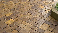 Тротуарная плитка Венеция (колормикс)