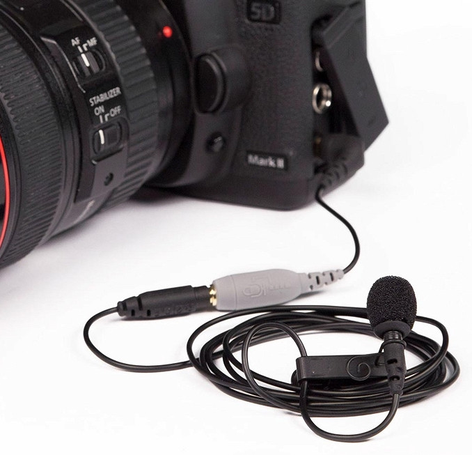Мікрофон петличний конденсаторний Rode SmartLav