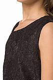 Маленькое черное платье в классическом стиле для девочки 140-156р, фото 6