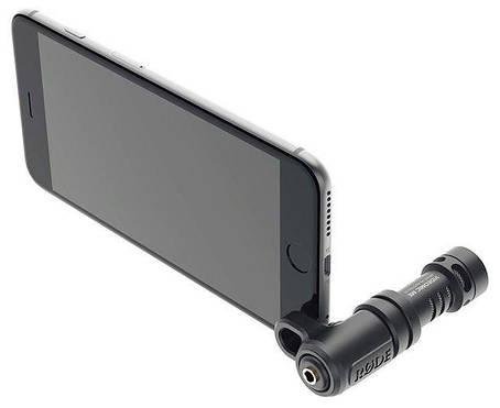 Мікрофон конденсаторний (планшет і смартфон) Rode VideoMic Me, фото 2