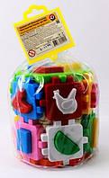 Детский развивающий Куб Умный малыш Конструктор, 2001
