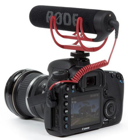 Мікрофон накамерний Rode VideoMic GO