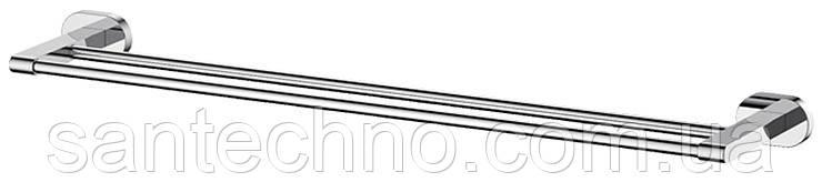 Полотенцедержатель двойной для ванной Welle D52032 хром