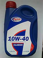 Полусинтетическое моторное масло Agrinol Агринол 10w40 SG/CD (1 литр)