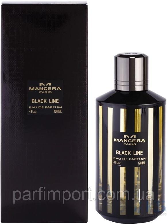 Mancera Black Line  EDP 120 ml  парфюм унисекс (оригинал подлинник  )
