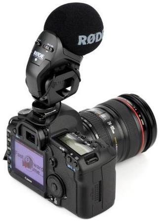 Мікрофон накамерний конденсаторний Rode Stereo VideoMic Pro Rycote