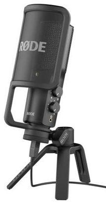 Мікрофон студійний конденсаторний Rode NT-USB