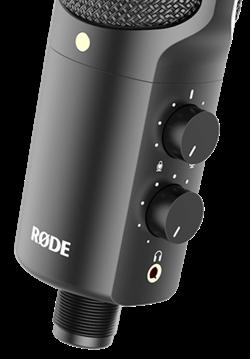 Мікрофон студійний конденсаторний Rode NT-USB, фото 2