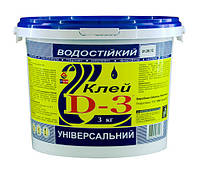 Клей D-3