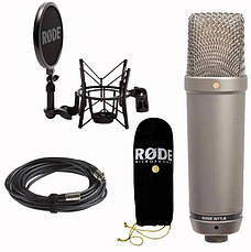 Мікрофон студійний конденсаторний Rode NT1-A Kit, фото 2