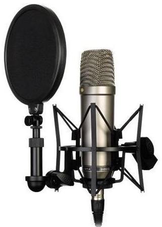 Мікрофон студійний конденсаторний Rode NT1-A Kit