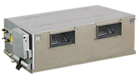 Кондиционер канальный IDEA  IHC-48HR-SA7-N1