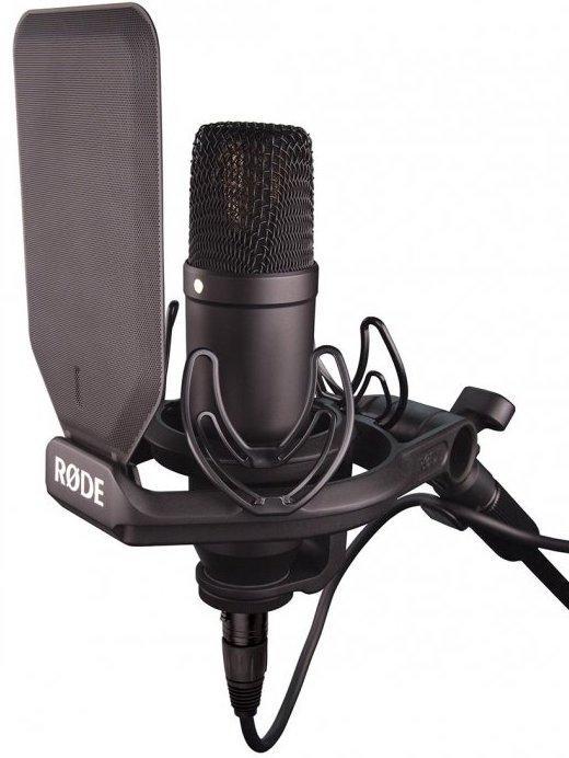 Мікрофон студійний конденсаторний Rode NT1 Kit