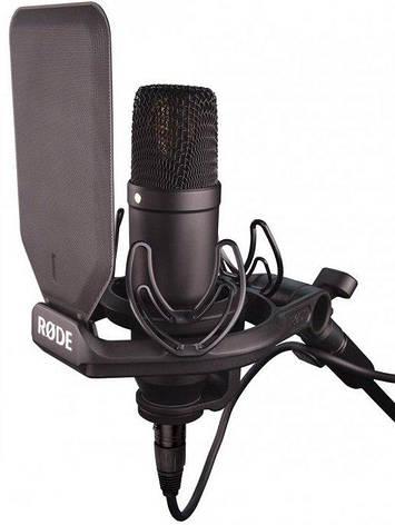 Мікрофон студійний конденсаторний Rode NT1 Kit, фото 2