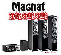 Новогодняя распродажа немецкой акустики Magnat до 31 января 2019 года