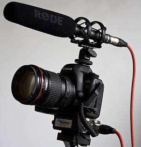 Мікрофон накамерний конденсаторний Rode NTG-2, фото 2
