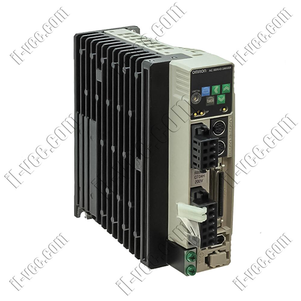 Сервопривод Omron R88D-GT04H, 240VAC 0,4kW, 1-фазный, 2.7A