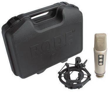 Мікрофон студійний конденсаторний Rode NT2000, фото 2