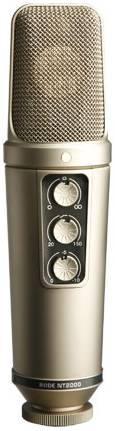 Мікрофон студійний конденсаторний Rode NT2000