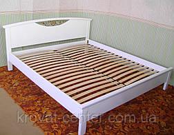"""Кровать """"Фантазия"""". Массив - сосна, ольха, береза, дуб, фото 3"""