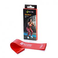 Эспандер Mini Band Красный 1,5 - 4 кг.