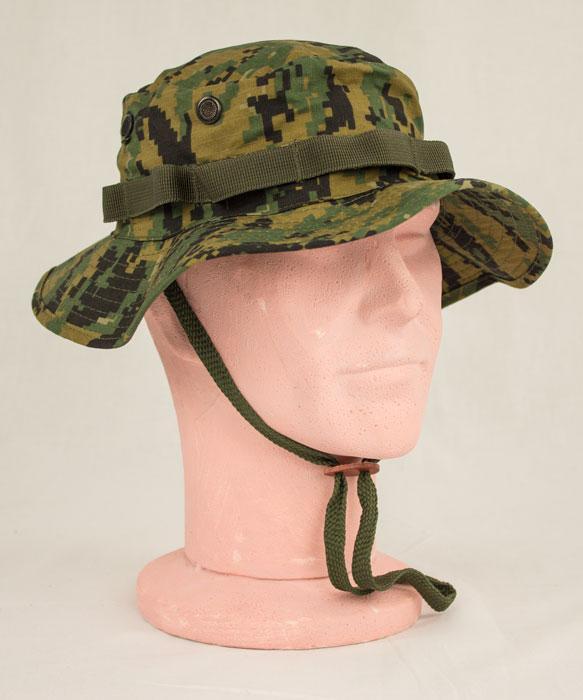 Панама военная Boonie Hat - Digital Woodland