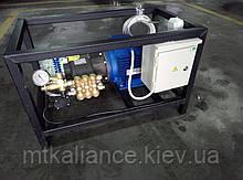 Мойка высокого давления Alliance 200бар/15 литров система тотал-стоп