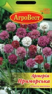 Цветы Армерия приморская 0,1 г (АгроВест)