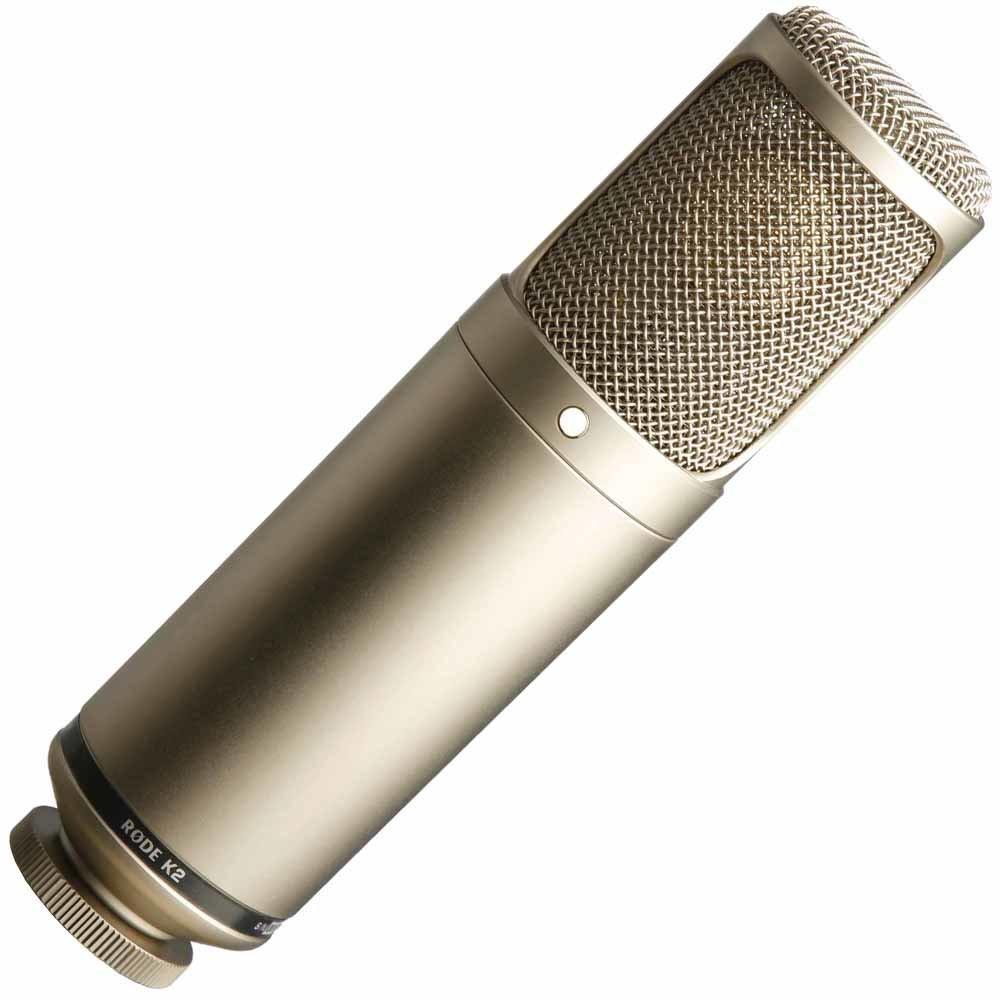Мікрофон студійний конденсаторний Rode K2