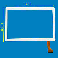 Тачскрин (сенсор) p/n: XLD1021-V0 для китайских планшетов, white (белый)