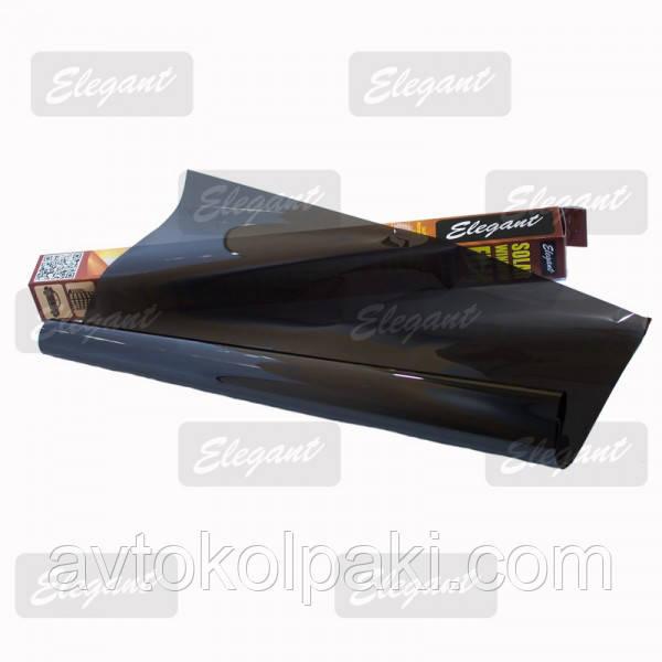 Тонировочная пленка Elegant 0.5X3 Super Dark Black 5 %