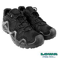 Ботинки Lowa ZEPHYR II GTX LO TF - Черные, фото 1