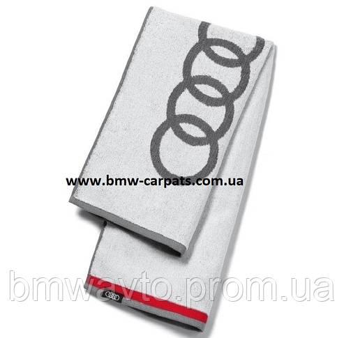 Банное полотенце Audi Bath Towel 2018, фото 2