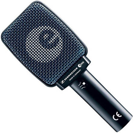 Мікрофон інструментальний динамічний Sennheiser e 906, фото 2