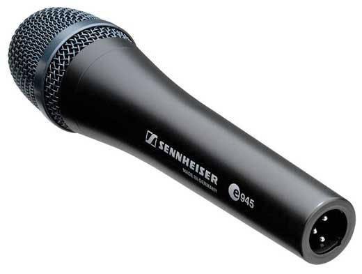 Мікрофон вокальний динамічний Sennheiser e 945, фото 2